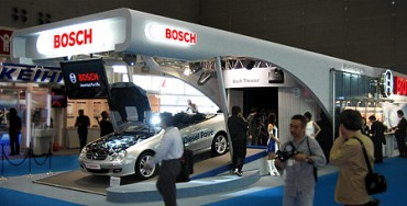 A joint effort of Bosch Germany and Bosch Japan, we worked in between, ensuring that both parts fit together.